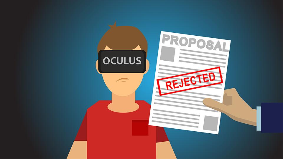 oculus quest rejected games