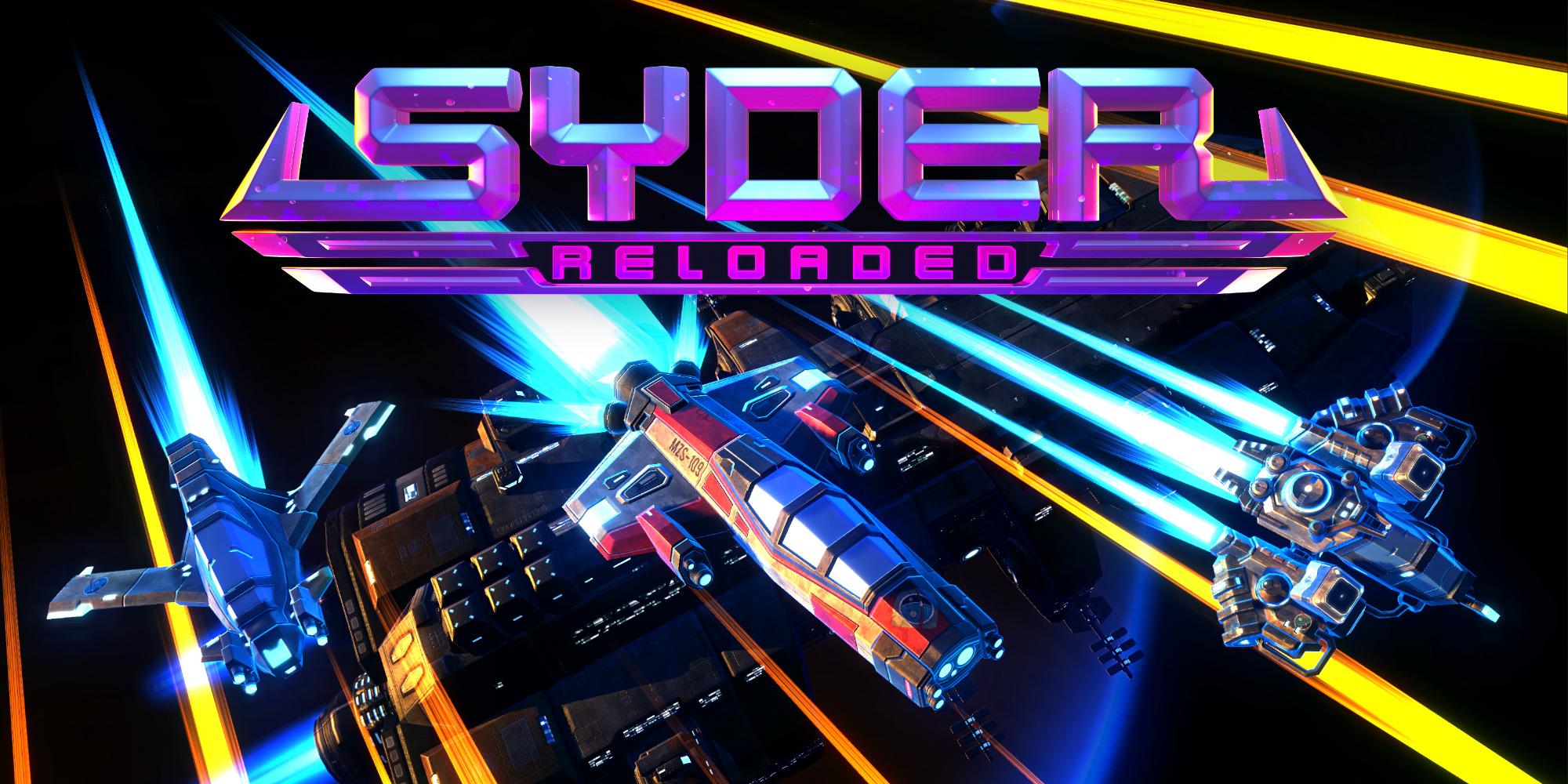 Syder Reloaded logo